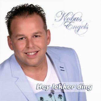kobus-engels-cd-single-hey-lekker-ding